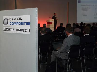 Das zweite CCeV Automotive Forum fand in Ingolstadt statt