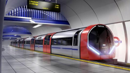 Knorr-Bremse subsidiary IFE will supply door systems for 94 trains on the Piccadilly line operated by London Underground Ltd. (design blueprint). | © Transport for London