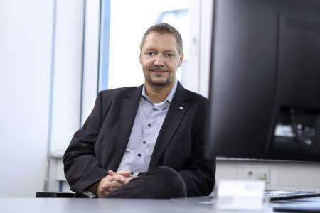 Pressefoto Ulrich Pelster Geschäftsführer gds GmbH