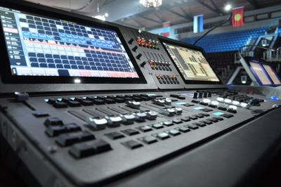 HARMAN's Martin Professional M6 Lighting Console is the Optimal Solution for Tiens Conference
