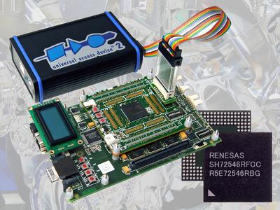 UDE 2.6 fuer Powertrain Prozessoren Neu Version