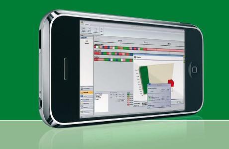 COSCOM Mobile Monitoring ist auf jedem Smartphone mit Internet-Browser lauffähig!
