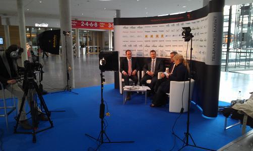 Der Telematik-Talk gab Antworten auf die vielen Leserfragen, die im Vorfeld die Redaktion der Fachzeitung erreichten. Bild: Telematik-Markt.de