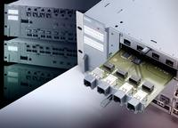 Efficient Ethernet switches connect automation networks to the company's IT system