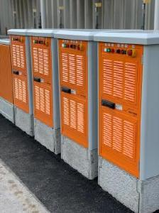 mobile und Erhaltungsladegeräte von SBRS