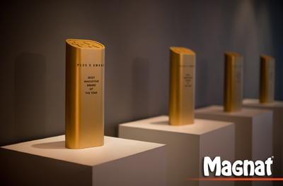"MAGNAT ist ""MOST INNOVATIVE BRAND"" 2015"