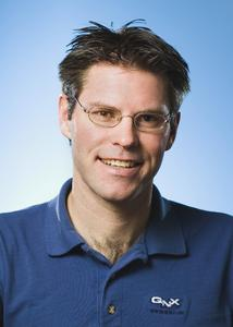 Sebastien Marineau ist ab sofort neuer Vice President Engineering bei QNX Software Systems