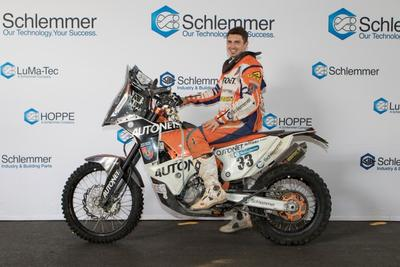 Schlemmer promotes talent: Romanian motorsport racer in the top ranking