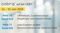 cobra CEBIT2018