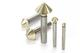 MAPAL expands the diameter range of the revolutionary countersink considerably.