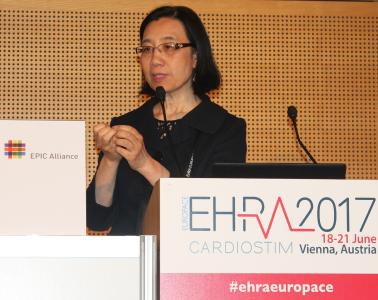 Dr. Yong Mei Cha EPIC session Europace