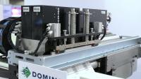 Domino K600i UV-Inkjetdrucker mit zweifacher Druckleiste