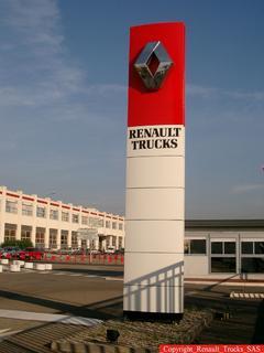 Die Lkw-Marke mit dem Rhombus stellt sich ab Anfang des Jahres 2012 im Zuge einer Reorganisation des AB Volvo-Konzerns neu auf
