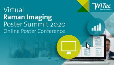 WITec kündigt Virtual Raman Imaging Poster Summit 2020 an