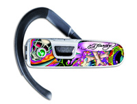 """Freisprechen deluxe"": The Phone House präsentiert exklusiv neues Ed Hardy Bluetooth-Headset"