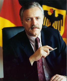 Heinz Fromm, der Präsident des Bundesamtes für Verfassungsschutz