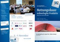 [PDF] Nutzungsdauer erdverlegter Produkte - Rohre, Geotextilien, Kabel  Programmflyer