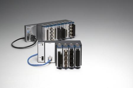 Two New NI CompactRIO Expansion Chassis Help Engineers Create Customizable Monitoring and Control Systems