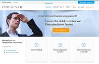 Website FINPOINT Deutschland