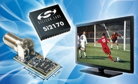 Silicon Labs TV Tuner IC Selected by Mitsubishi Digital Electronics America for New Televisions