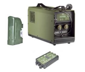 JENNY 600S, Power Manager 3G und EMILY 3000