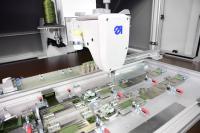 CNC-gesteuerte Schwerlast-Nähanlage KL 310