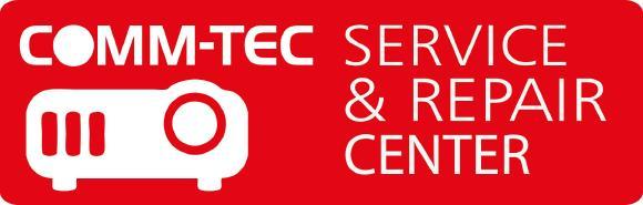 COMM-TEC eröffnet Service & Repair-Center für Barco-Projektoren
