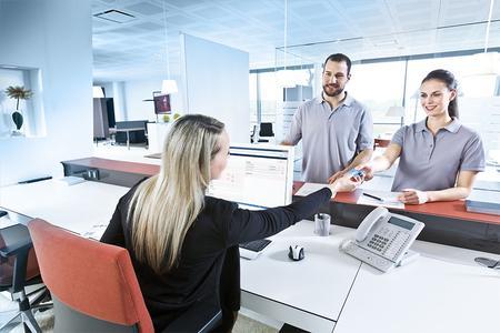 Die Kaba Software stellt die Rolle des Mitarbeiters in den Mittelpunkt