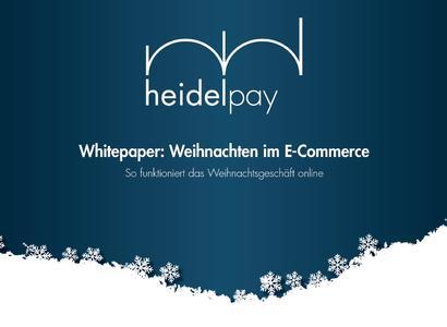 In den Bereichen Marketing, Payment, Risikomanagement und Nachweihnachtszeit gibt heidelpay E-Commerce-Betreibern Tipps für ein erfolgreiches Weihnachtsgeschäft