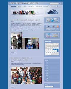Ausschnitt der Internetseite der Star Wars Fans Nürnberg e.V. (SWFN, www.swfn.de) (Bildquelle: SWFN – Star Wars Fans Nürnberg e.V.)