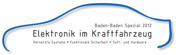 """Auf der diesjährigen VDI-Tagung """"Baden-Baden Spezial"""" geht es um die Ausgestaltung sicherer Elektroniksysteme (Bild: VDI Wissensforum)"""