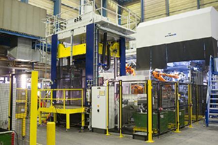 KS HUAYU investiert in mehrere neue Druckgießmaschinen und weitere Anlagen am Standort Neckarsulm