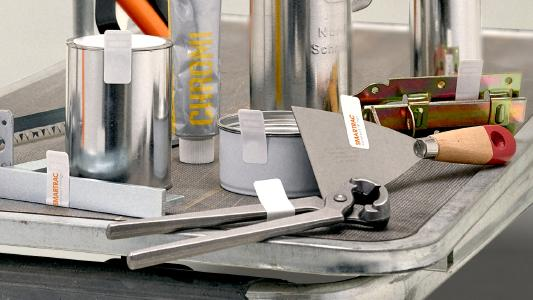 Smartrac Introduces Midas FlagTag, a Cost-Efficient High-Performance Tag for Metallic Surfaces and Everyday Objects