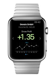 Business Intelligence auf der Apple Watch