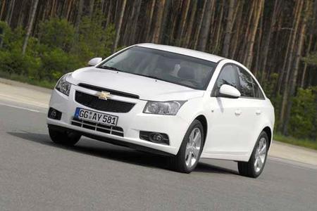 Der Chevrolet Cruze feiert am 16 Mai seine Deutschland Premiere im Handel