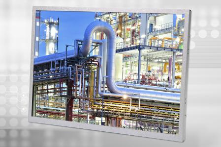 MSC Technologies presents 12.1-inch (30.7 cm) LC display from AUO with industrial temperature range