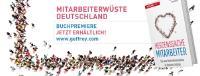 """""""Herzenssache Mitarbeiter"""" von Edgar K. Geffroy und DELL Deutschland Chefin Doris Albiez"""