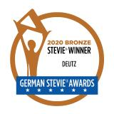 "DEUTZ mit German Stevie® Awards ""virtuell"" geehrt"