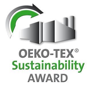 Am 12. Juni 2013 verleiht die OEKO-TEX® Gemeinschaft den Sustainability Award in den fünf Kategorien Umweltmanagement, Soziale Verantwortung, Qualitätsmanagement, Sicherheitsmanagement und Produktinnovation