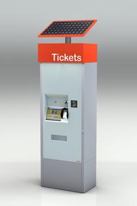 Hoeft & Wessel unveiling a new generation of stationary ticket vending machines
