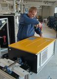 The Solar Max group takes new inverter production in operation