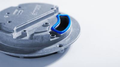 Defined operational reliability due to predominantly closed-cell PUR foam seals