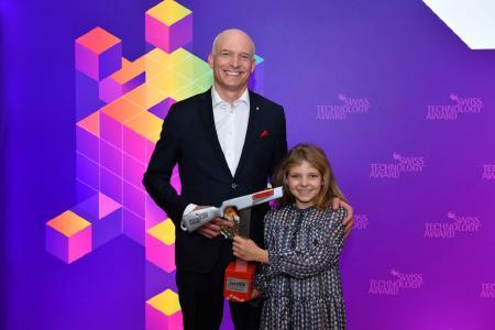 Swiss Technology Award Winner 2020