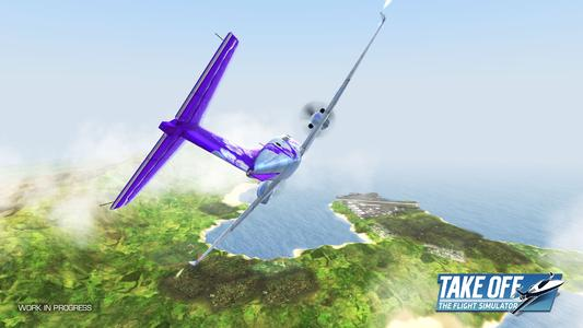 Take Off – The Flight Simulator