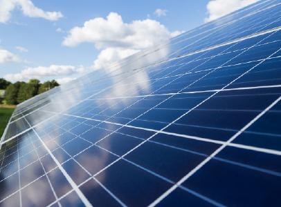 Klebebänder für die Solarmodulherstellung