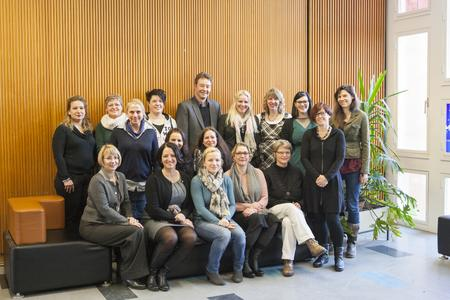 Sozialpsyhiatrische Fachkraft Sklarek / Foto: Dennis Welge, Hochschule Bremen