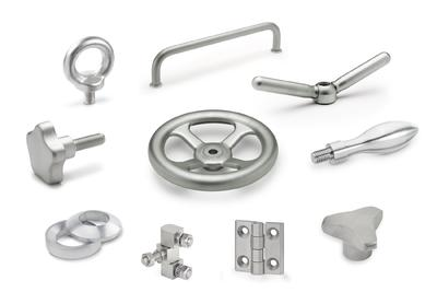 Ultimate corrosion resistance: Standard parts in A4 stainless steel