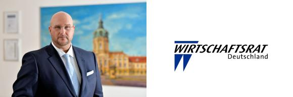 Andreas Schrobback CDU Wirtschaftsrat Bild©Charles Yunck/Wirtschaftsrat