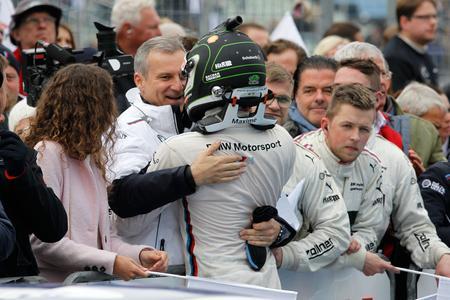 Maxime Martin, BMW Team RMG, Hockenheim