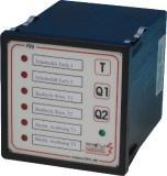 FR 6: das Fronteinbau Störmedesystem für den EVU Einsatz, 6 Meldungen, mit Fallklappenrelais-Funktion